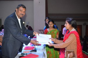 Prize honored Teachers Day